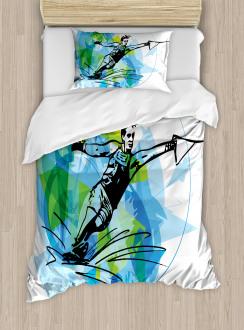 Exotic Sealife Hobby Duvet Cover Set