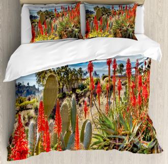 Desert Mountain Photo Duvet Cover Set