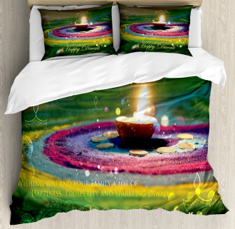 Festive Wish Duvet Cover Set