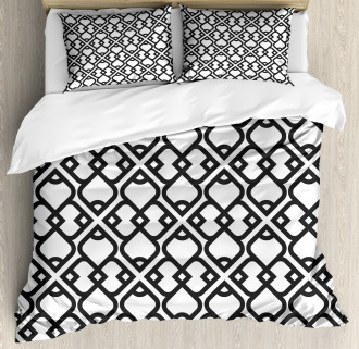 Middle Eastern Effect Duvet Cover Set