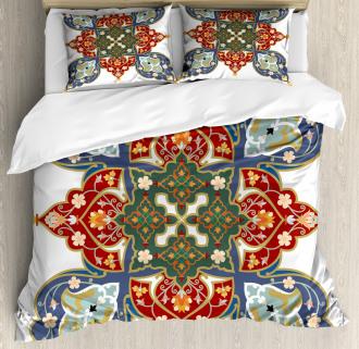 Turkish Ottoman Arabic Duvet Cover Set