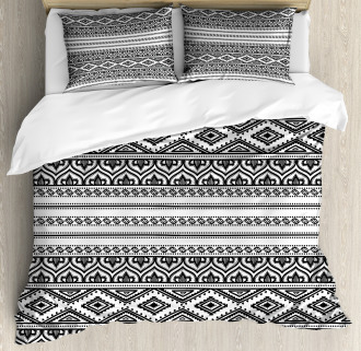 Oriental Tribal Moroccan Duvet Cover Set