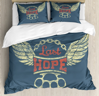 Label Quote for Bikers Duvet Cover Set