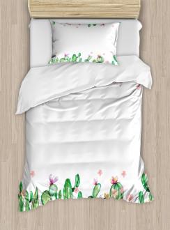 Tender Romantic Blossoms Duvet Cover Set