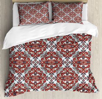 Persian Oriental Classic Duvet Cover Set