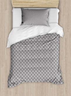 Dotted Design Duvet Cover Set