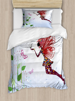 Butterfly Wing Fairy Duvet Cover Set