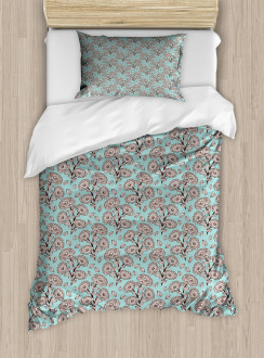 Romantic Garden Art Duvet Cover Set