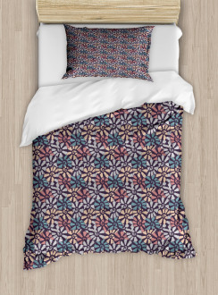 Conch and Kings Crown Duvet Cover Set