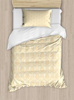 Classical Floral Pastel Duvet Cover Set