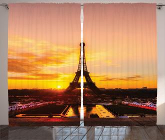 Sun View Old Paris Curtain