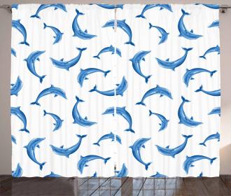 Wildlife Under the Sea Curtain