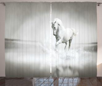 Wild Symbol Inspiring Curtain