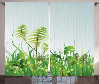 Plant Summer Garden Curtain