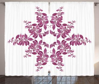 Bridal Flower Bouquet Curtain