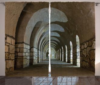 Corridor in Fortress Curtain