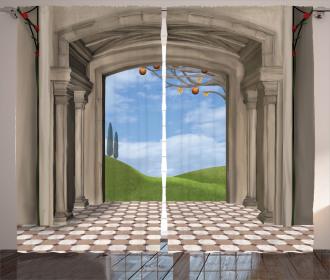 Classic Architectural Curtain