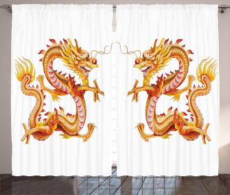 Asian Chinese Philosophy Curtain