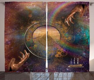 Eternity Fantasy Curtain