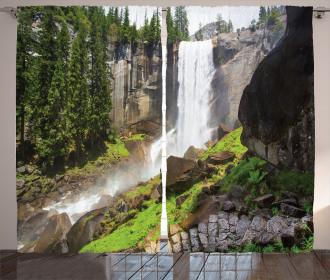 Yosemite National Park Curtain