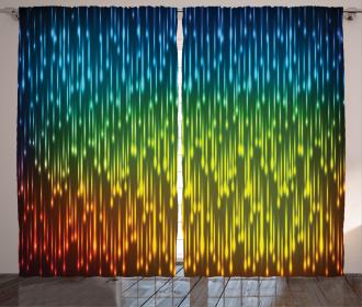 Galaxy Universe Curtain
