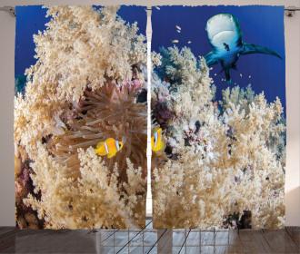 Ocean Nautical Curtain