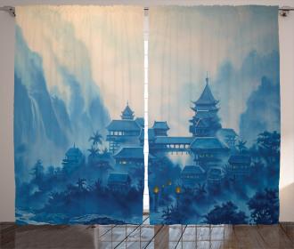 Chinese Night Curtain