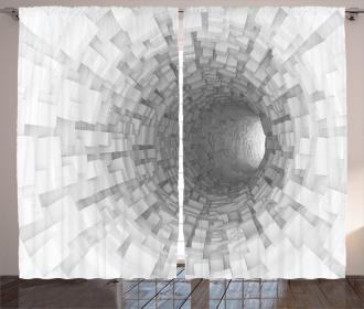 Digital Space Field Curtain