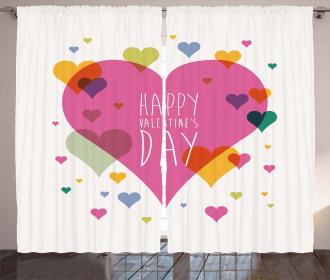 Quote Love Romance Curtain