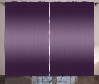Modern Hollywood Curtain