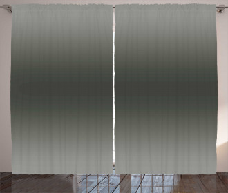 Smokey Modern Design Curtain