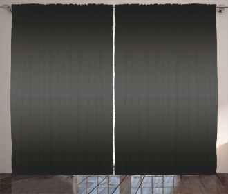 Fumes and Smokes Design Curtain