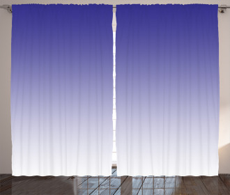 Modern Twilight Design Curtain