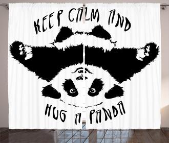 Animal Mascot Curtain