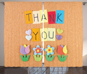 Posts Thank You Letters Curtain