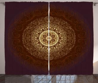 Asia Spiritiual Culture Curtain