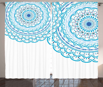 Wedding Invitation Lace Curtain