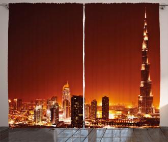 East Dubai Landscape Curtain
