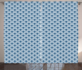 Chinese Traditional Tile Curtain