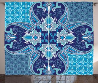 Eastern Moroccan Design Curtain