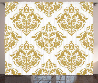 Victorian Classical Lovers Curtain