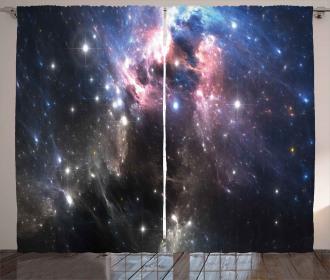 Vivid Supernova Curtain