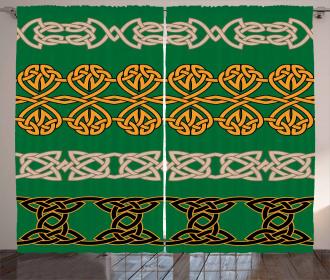 Ethnic Religious Borders Curtain