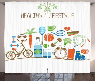 Healthcare Wellness Curtain