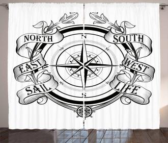 Navigation Device Sail Curtain