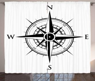 Navigation Tech Travel Curtain
