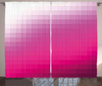 Modern Artistic Mosaic Curtain