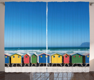 Cape Town South Africa Curtain