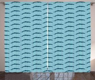 Marine Fauna Collection Curtain