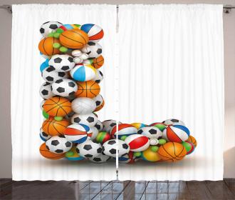 Athlecism Teamplay Curtain